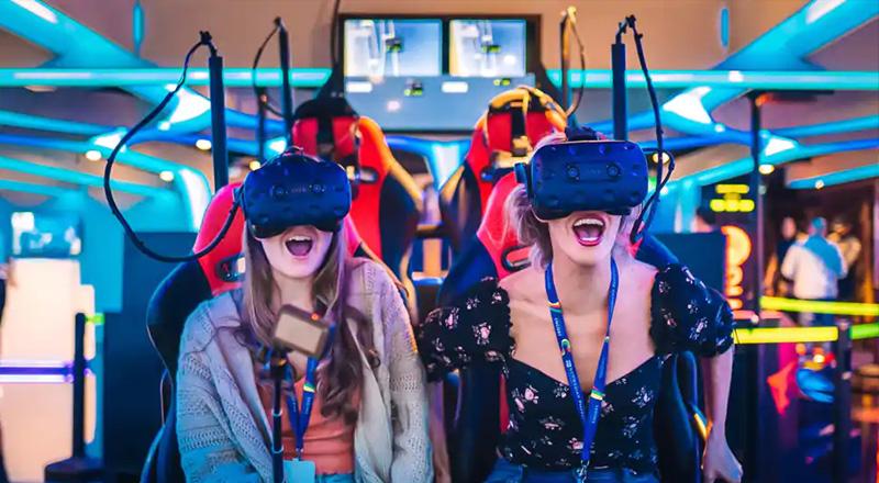activité realité virtuelle norwegian cruise lines