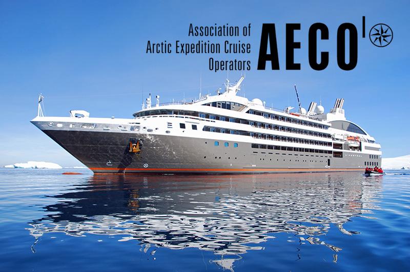 Ponant intègre l'Association des Opérateurs de Croisière Expéditions en Arctique