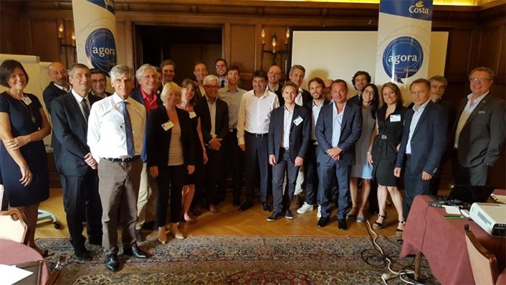 Première rencontre Agora en France pour Costa Croisières
