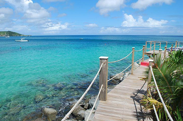 Une île au Bahamas pour MSC Croisières.
