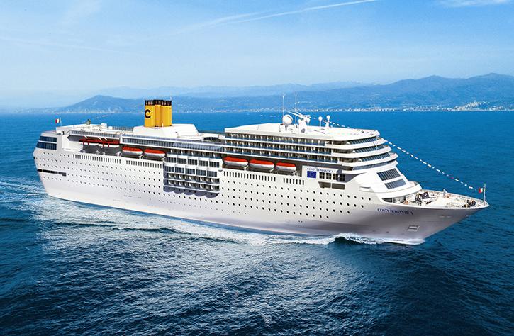 Costa Croisière place un 5ème navire en Asie