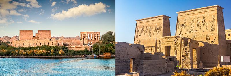 croisière Egypte temple de Philae