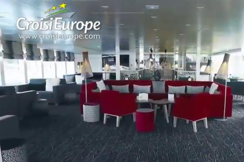 CroisiEurope à son tour sur vos écrans