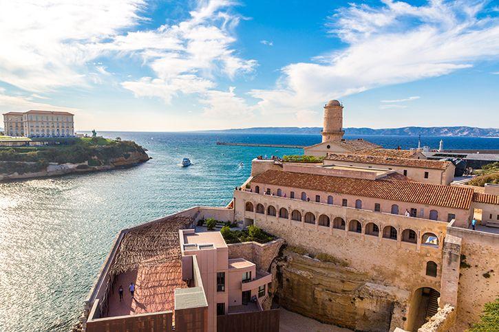 6 navires en escale à Marseille le dimanche 7 juin