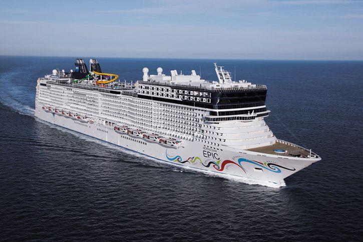 Norwegian Cruise Line fera escale à Marseille en 2016.