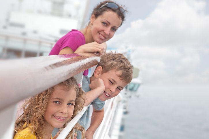 Vacances en famille avec Costa