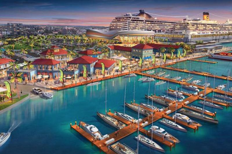 La Guadeloupe devrait accueillir un nouveau terminal croisière à Pointe-à-Pitre