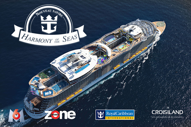 Zone Interdite : À la découverte de l'Harmony of the Seas