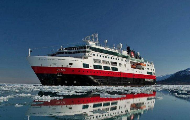 Hurtigruten souhaite se mettre au vert !