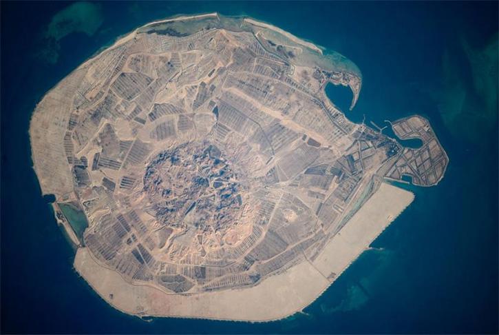 Une plage privée aux Emirats pour MSC Croisières