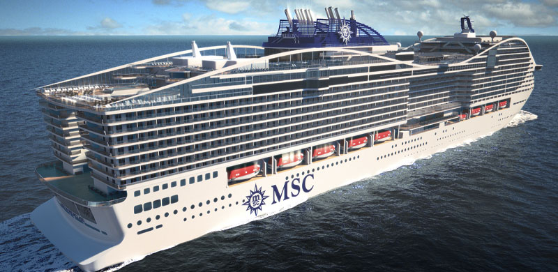 MSC Croisères World Classe