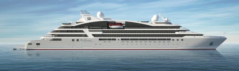 nouveau navire paul gauguin en commande