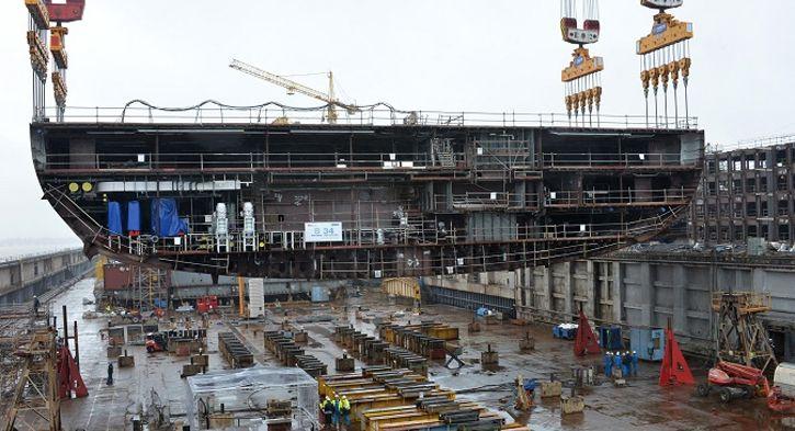 Un quatrième navire en construction pour la compagnie Royal Caribbean.