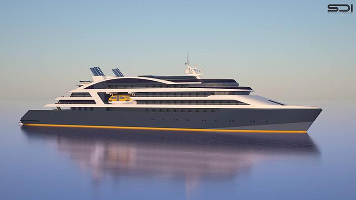 4 nouveaux navires d'exploration pour Ponant