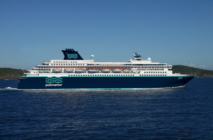 La compagnie Royal Caribbean réduit son capital dans la joint-venture Pullmantur/Croisières de France