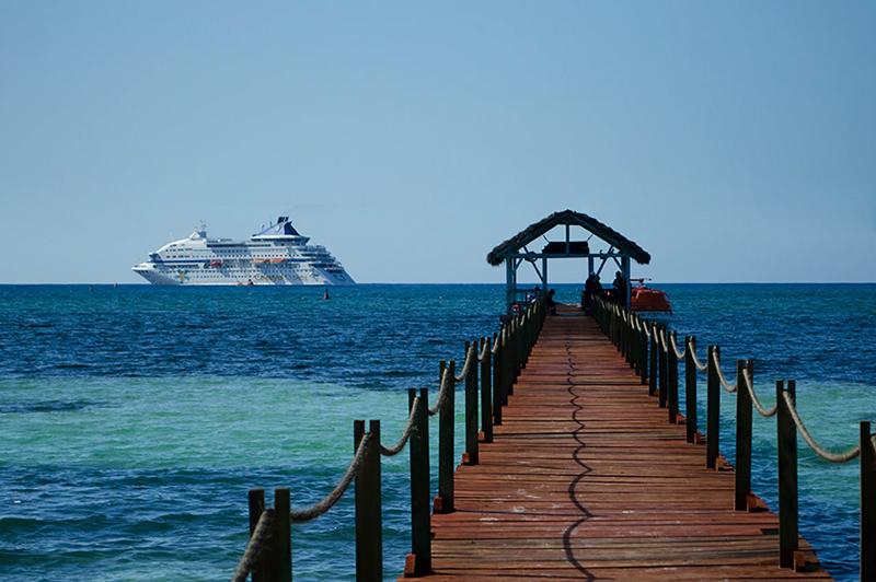 Celestyal Cruises annule ses escales à Punta Frances jusqu'à nouvel ordre
