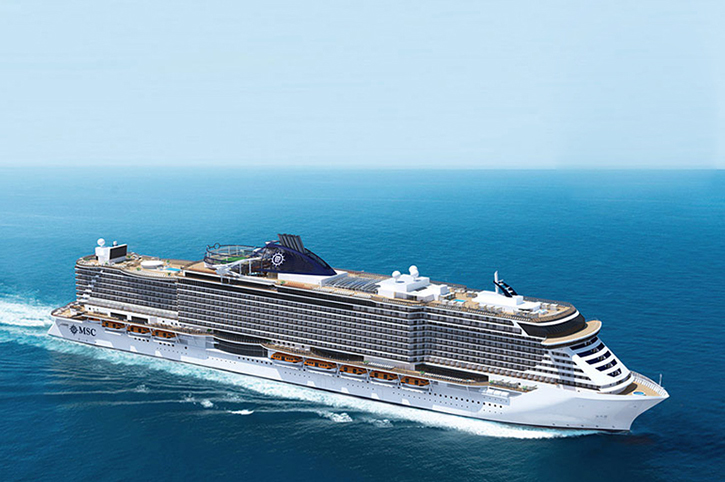 MSC Seaview : Sistership du MSC Seaside