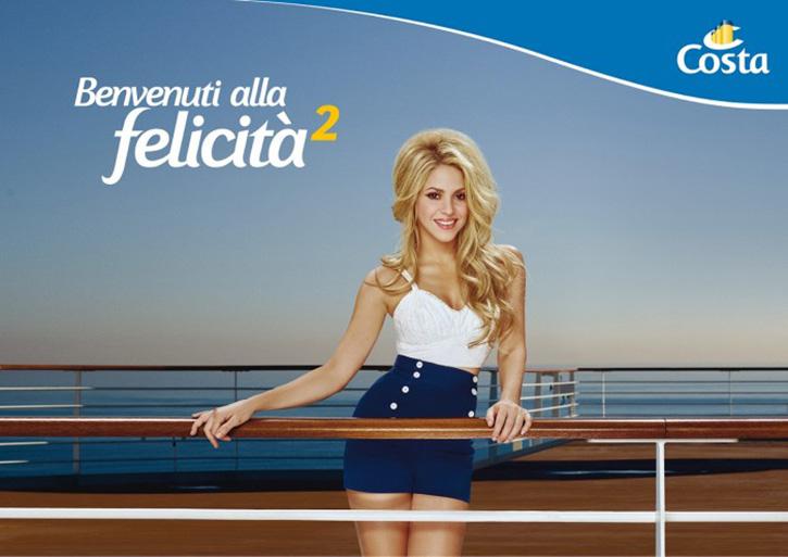 La nouvelle expérience « Felicita » pour Costa en 2016