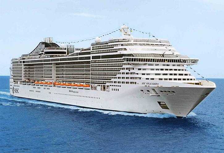 MSC Croisières place un second navire en Asie
