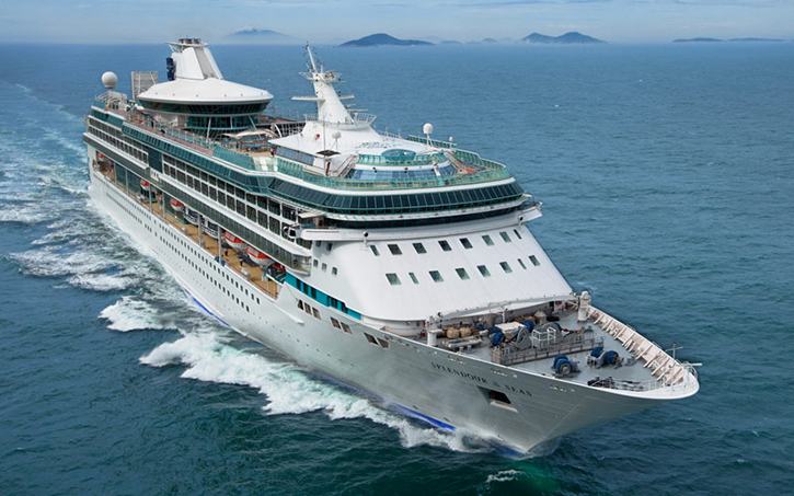 Royal Caribbean se sépare du Splendour of the Seas