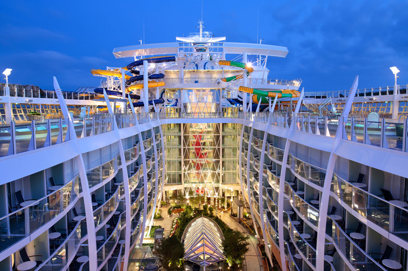 Ouverture des ventes – Symphony of the Seas