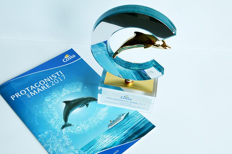 Costa: Les lauréats de la mer, c'est (déjà) terminé!