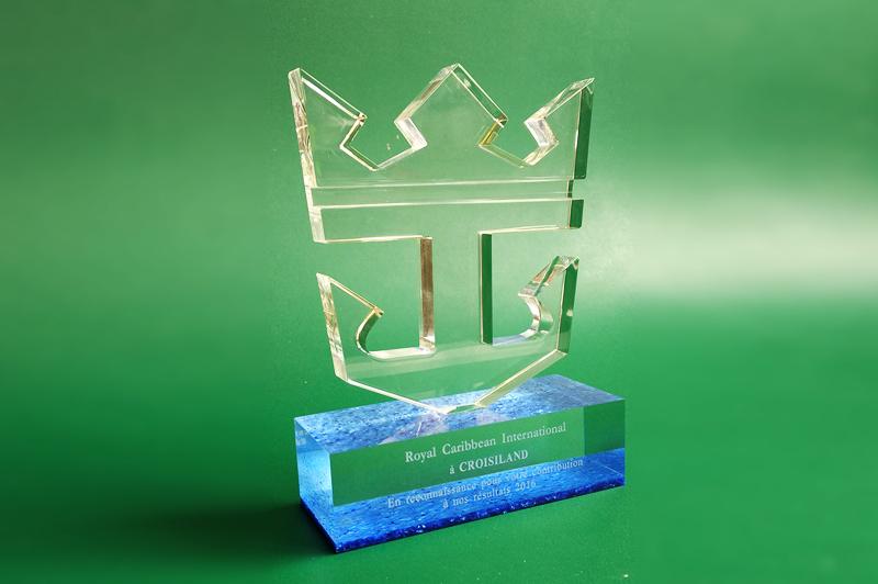 Croisiland récompensé par Royal Caribbean