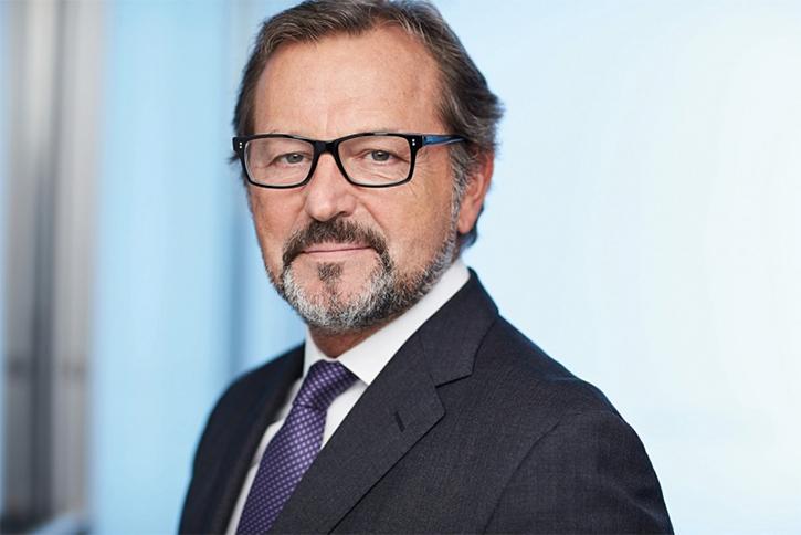 Richard Vogel, nouveau PDG de Pullmantur/Croisières de France