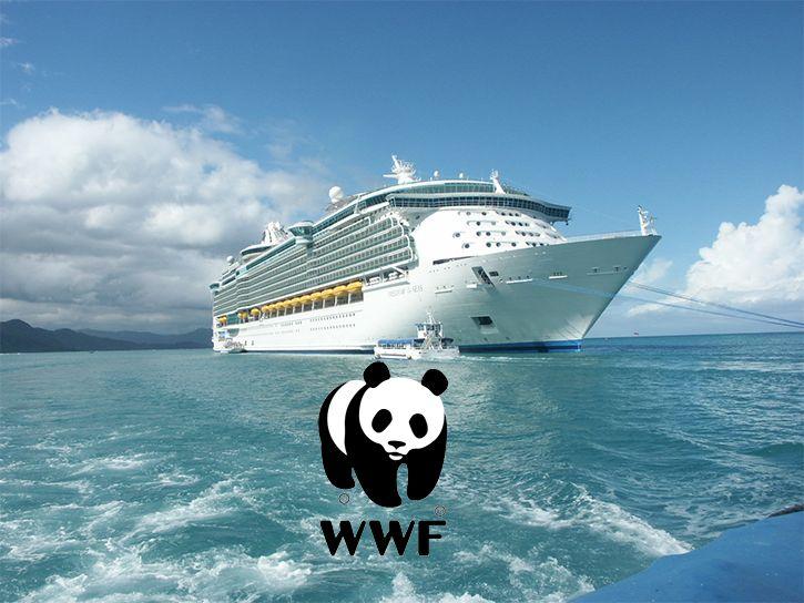 Nouvelle collaboration entre Royal Caribbean et WWF pour la préservation des océans